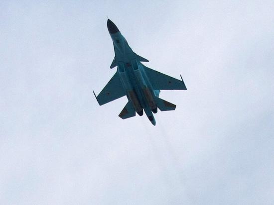 СМИ: российский Су-27 «непрофессионально» перехватил «американца» над Балтикой