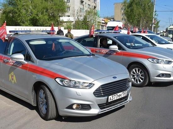 В Мордовию прибудут участники автопробега в честь Дня Победы