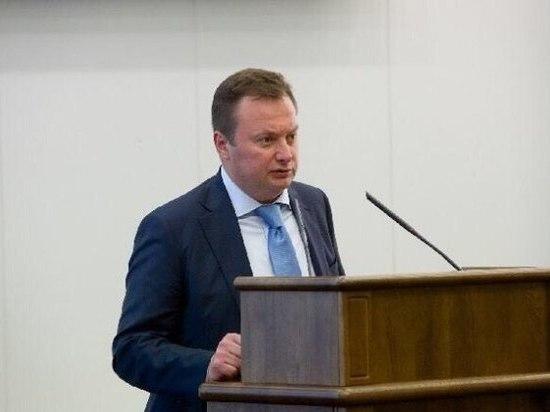 Экс-глава постпредства Красноярского края в правительстве РФ найден мёртвым