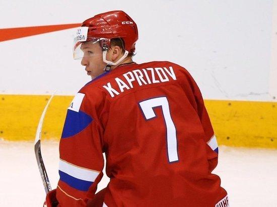 Кузбасские хоккеисты вошли в состав сборной РФ на Чемпионате мира