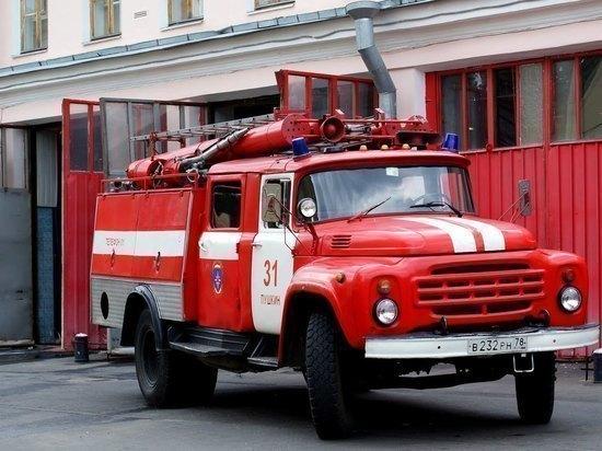 В Ульяновске горели «КАМАЗ», «Приора» и «БМВ»