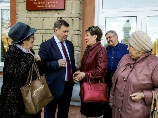 В Новосибирске начали обсуждать апрельские тезисы мэра