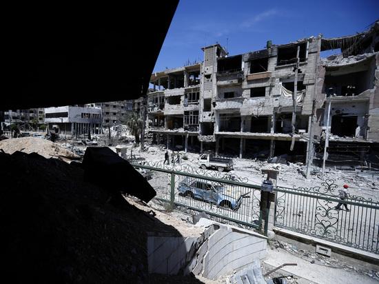 Спецслужбы США готовят новую провокацию с химоружием в Сирии