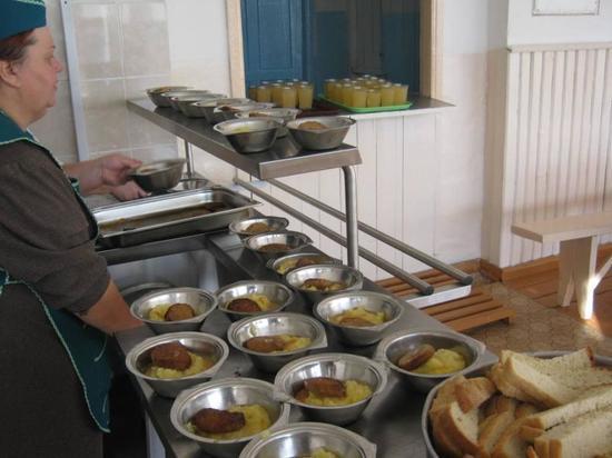 Школьные столовые в Казахстане работают на помойку