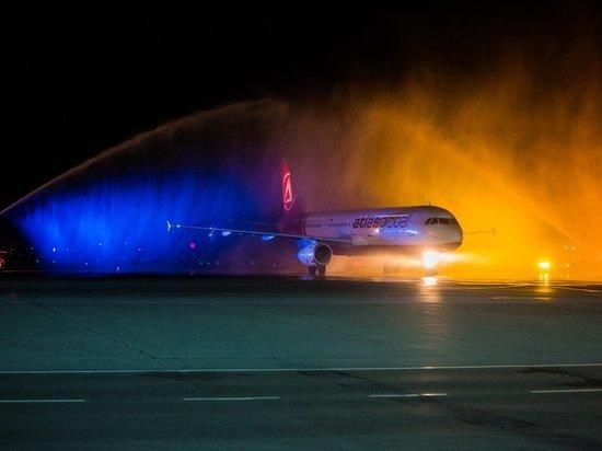 В аэропорту Уфы открыли сразу три новых рейса