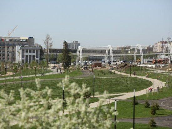 Андрей Бочаров: «12 июня Мемориальный парк должен быть полностью готов»