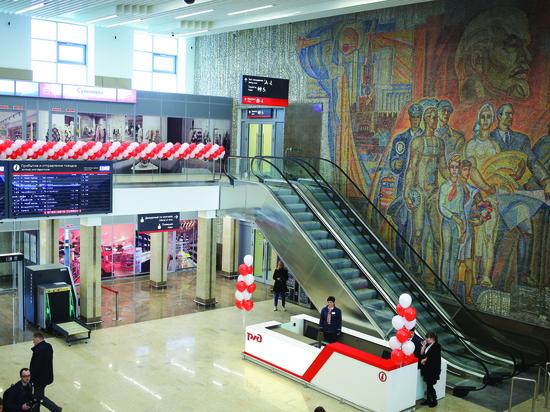 Современный железнодорожный вокзал появился в Нижнем Новгороде