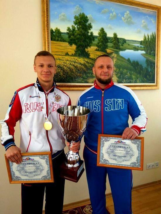 Тамбовский боксер получил 250 тысяч рублей за победу на первенстве Европы