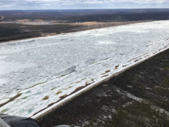 Как дела с паводком в Якутии