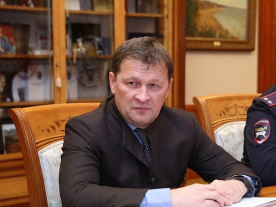 Замминистра ВД Дагестана Сергей Карпов переведен в Москву