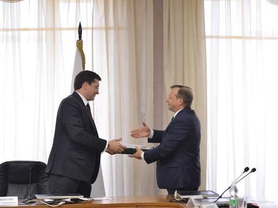 Проект стратегии развития Нижегородской области передан главе региона