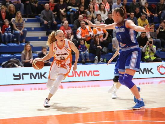 Баскетболистка Ольга Артешина рассказала о победах-2018 в России и Европе