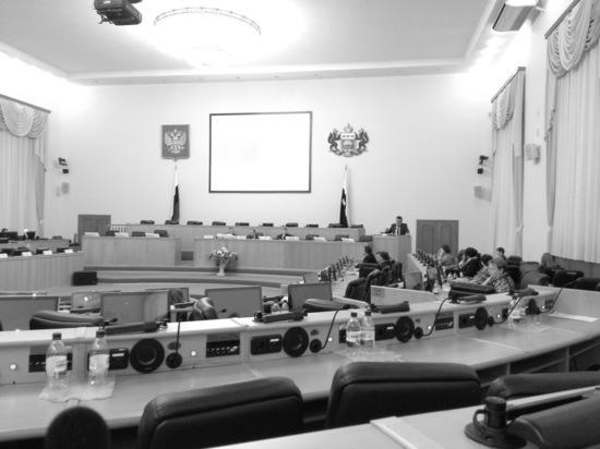 В Тюмени состоялась международная научно-практическая конференция попротиводействию коррупции
