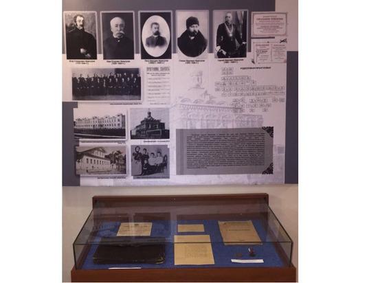 В Музее истории города обновили «Астрахань купеческую»