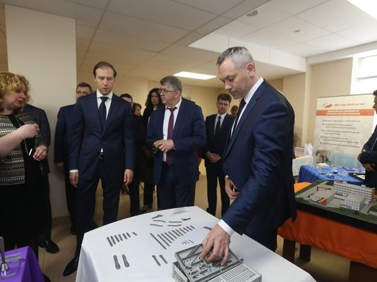В Новосибирске Минпромторг РФ обсудил развитие медицинской промышленности