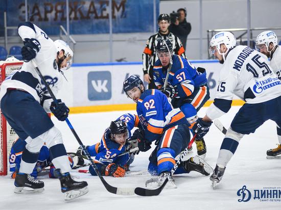 Питерские хоккейные клубы установили рекорд
