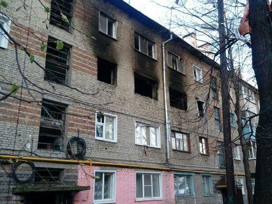 Многоэтажку в Мичуринске, где произошел взрыв газа, обследовали специалисты