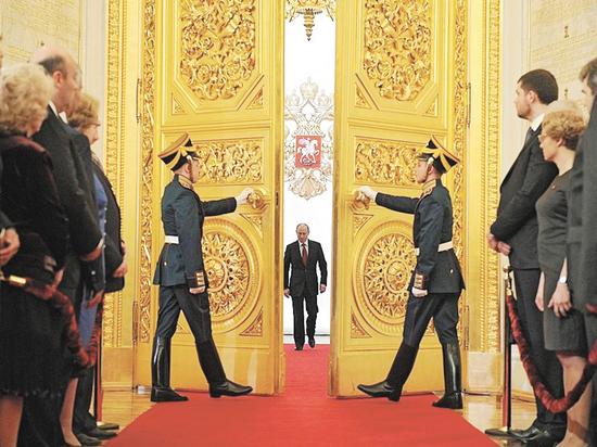 Приглашенные не поместятся в Кремлевском дворце