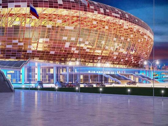 Президенту России сообщили о готовности стадиона «Мордовия Арена» к чемпионату мира по футболу-2018