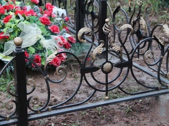 В Рассказово задержали осквернителя могил