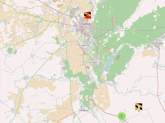 В Тамбовской области создадут интерактивную карту воинских захоронений