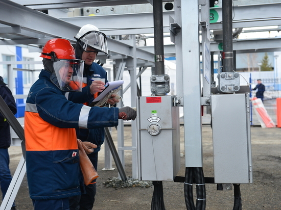Энергетики МЭС Западной Сибири - лучшие среди равных