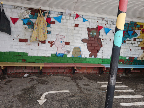 В сургутских детсадах появятся новые теневые навесы