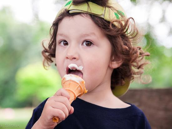 В День Победы тамбовских школьников накормят 40 кг мороженого