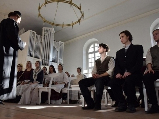 В Волгограде показали документальный фильм об истории Сарепты