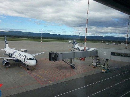 Владивостокский аэропорт предупредил об изменениях