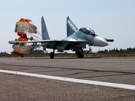 СМИ узнали о резком падении тяги двигателя у разбившегося Су-30