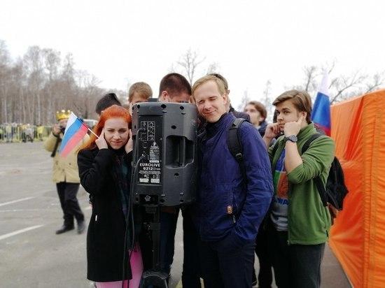 Без конфликтов и с музыкой: как прошла акция протеста в Петрозаводске