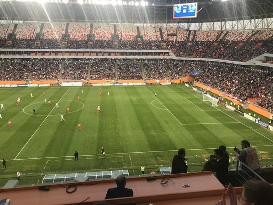 Как Саранск готовится к ЧМ-2018: футбол, борьба, пачи и поза