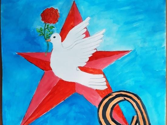 В Приволжском районе провели мероприятия в честь Дня Победы