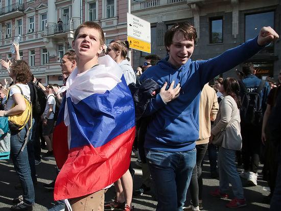 Детей тоже: в Москве задержали почти 600 протестующих