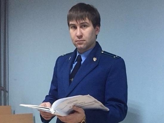 Помощник прокурора Стрежевого устроил ДТП в пьяном виде