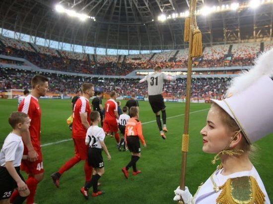 «КАМАЗ» обыграл «Мордовию» со счетом 1:0