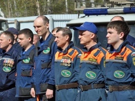 В Мордовии поздравили и наградили спасателей-водолазов