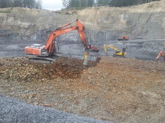 Фирма, которая незаконно добывала полезные ископаемые, победила в томских госторгах