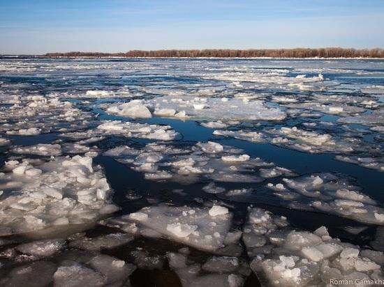 В Мордовии ребенка смыло течением в ледяную реку