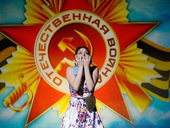 Студенты Астраханского госуниверситета растрогали ветеранов до слез