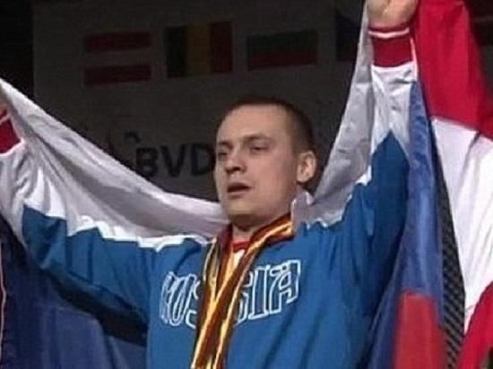 Спортсмен из Мордовии поедет на чемпионат мира по пауэрлифтингу