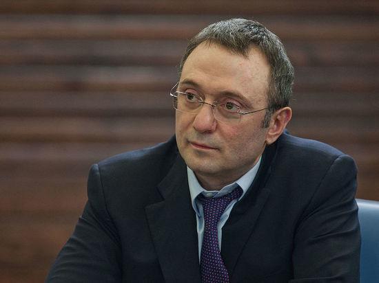 Сулейман Керимов госпитализирован под Москвой