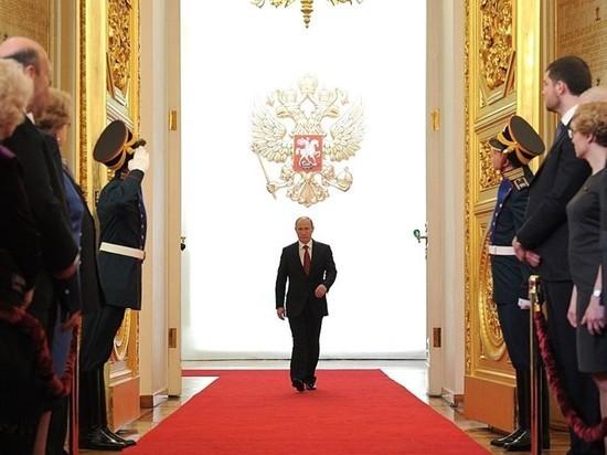 Инаугурацию Путина могут смикшировать: герольдмейстер раскрыл тайны церемонии