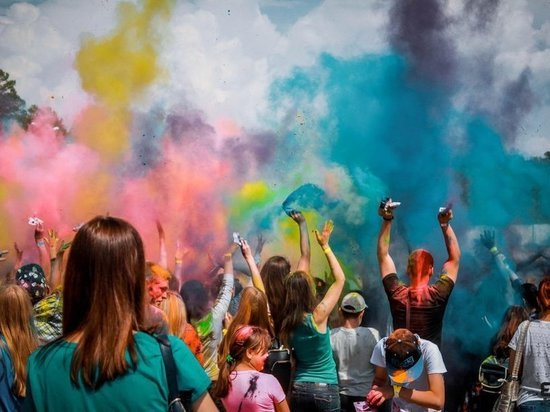 В Саранске пройдет фестиваль красок