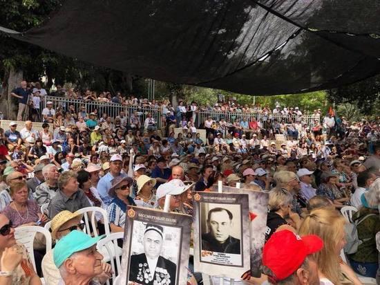 В Израиле начались торжества в честь 73-летия Великой Победы