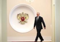 Инаугурацию Путина сопроводила странная примета