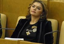 Алина Кабаева рассказала о планах на дочь