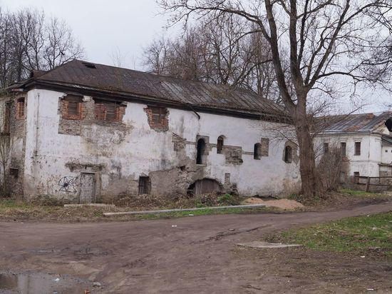 Псковские общественники указали чиновникам на «ужасающее состояние» объектов культурного наследия