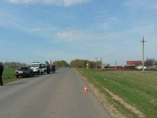 В Мордовии под колесами автомобиля погиб мужчина
